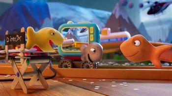 Goldfish Movie Maker TV Spot, 'Train Scene' - Thumbnail 9
