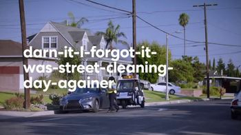 Metromile TV Spot, 'Street Cleaning Day' - Thumbnail 7