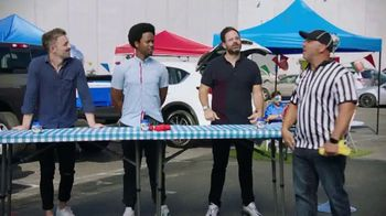Tums Chewy Bites TV Spot, 'Super Spicy Tailgating Contest' - Thumbnail 4