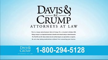 Davis & Crump, P.C. TV Spot, 'Vaping Injuries' - Thumbnail 6