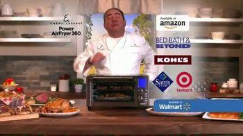 Emeril Lagasse Power AirFryer360 TV Spot, 'Emeril in Your Kitchen' - Thumbnail 8