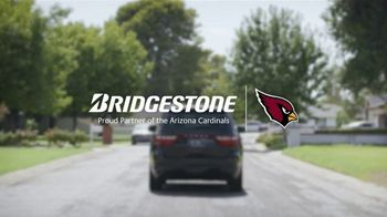 Bridgestone TV Spot, 'Arizona Cardinals' - Thumbnail 9