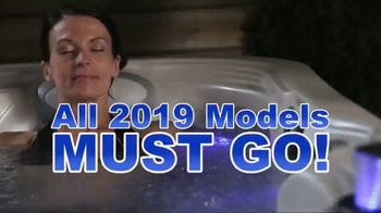 Marquis Hot Tubs In Stock Clearance Event TV Spot, 'All 2019 Models Must Go' - Thumbnail 4