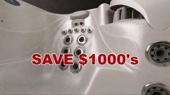 Marquis Hot Tubs In Stock Clearance Event TV Spot, 'All 2019 Models Must Go' - Thumbnail 6