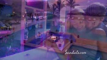Sandals Resorts TV Spot, 'Somewhere in the Caribbean' - Thumbnail 9