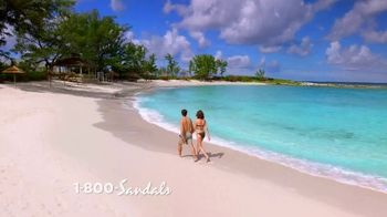 Sandals Resorts TV Spot, 'Somewhere in the Caribbean'