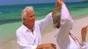 Sandals Resorts TV Spot, 'Somewhere in the Caribbean' - Thumbnail 3