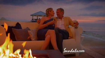 Sandals Resorts TV Spot, 'Somewhere in the Caribbean' - Thumbnail 8