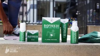 Bank of America Chicago Marathon TV Spot, 'Marathon Moments: Biofreeze' - Thumbnail 7