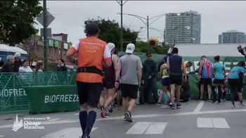 Bank of America Chicago Marathon TV Spot, 'Marathon Moments: Biofreeze' - Thumbnail 3
