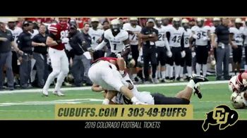University of Colorado Football TV Spot, 'Arizona' - Thumbnail 10