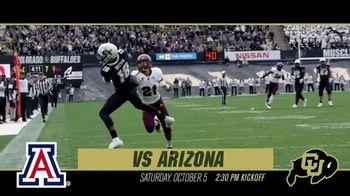 University of Colorado Football TV Spot, 'Arizona' - Thumbnail 4
