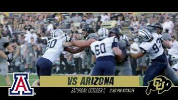 University of Colorado Football TV Spot, 'Arizona' - Thumbnail 5