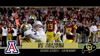University of Colorado Football TV Spot, 'Arizona' - Thumbnail 6