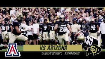 University of Colorado Football TV Spot, 'Arizona' - Thumbnail 7