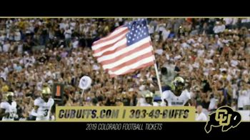 University of Colorado Football TV Spot, 'Arizona' - Thumbnail 9