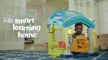 Fisher-Price Laugh & Learn Smart Learning Home TV Spot, 'My Smart Home' - Thumbnail 10