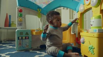 Fisher-Price Laugh & Learn Smart Learning Home TV Spot, 'My Smart Home' - Thumbnail 9