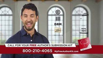 Page Publishing TV Spot, 'Author's Submission Kit' - Thumbnail 4
