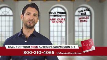 Page Publishing TV Spot, 'Author's Submission Kit' - Thumbnail 5