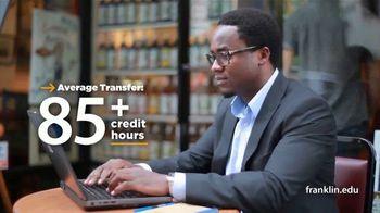 Franklin University TV Spot, 'Makes Education Affordable'