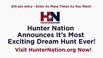 Hunter Nation TV Spot, 'Win a Hunt With Donald Trump, Jr.' - Thumbnail 1