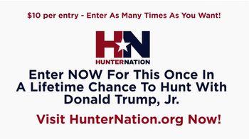 Hunter Nation TV Spot, 'Win a Hunt With Donald Trump, Jr.' - Thumbnail 6