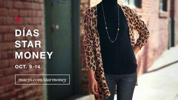 Macy's Venta del Día del Descubrimiento TV Spot, 'Zapatos, diamantes y abrigos' [Spanish] - Thumbnail 7