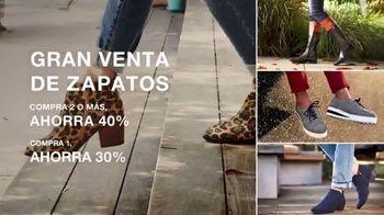 Macy's Venta del Día del Descubrimiento TV Spot, 'Zapatos, diamantes y abrigos' [Spanish] - Thumbnail 3