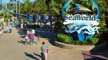 SeaWorld Halloween Spooktacular TV Spot, 'What Does Real Feel Like?' - Thumbnail 2