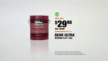The Home Depot Project Color App TV Spot, 'Behr Ultra' - Thumbnail 10