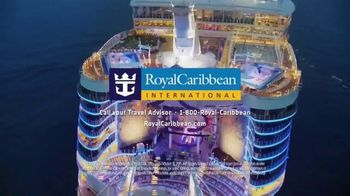 Royal Caribbean Cruise Lines TV Spot, 'Stop Wondering: 30 Percent' Song by Mapei - Thumbnail 8