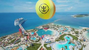 Royal Caribbean Cruise Lines TV Spot, 'Stop Wondering: 30 Percent' Song by Mapei - Thumbnail 2