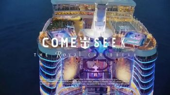 Royal Caribbean Cruise Lines TV Spot, 'Stop Wondering: 30 Percent' Song by Mapei - Thumbnail 7