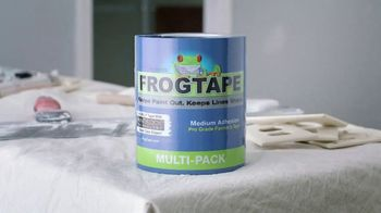 FrogTape TV Spot, 'Pro Grade: Paint Block Technology' - Thumbnail 1