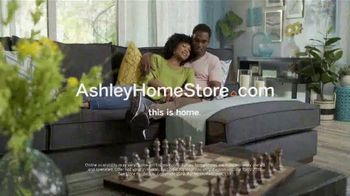 Ashley HomeStore Columbus Day Sale TV Spot, 'Final Week: Save 30 Percent' Song by Midnight Riot - Thumbnail 10