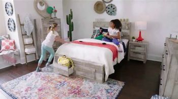 Ashley HomeStore Columbus Day Sale TV Spot, 'Final Week: Save 30 Percent' Song by Midnight Riot - Thumbnail 2