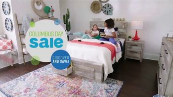 Ashley HomeStore Columbus Day Sale TV Spot, 'Final Week: Save 30 Percent' Song by Midnight Riot - Thumbnail 3