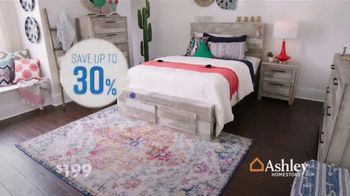 Ashley HomeStore Columbus Day Sale TV Spot, 'Final Week: Save 30 Percent' Song by Midnight Riot - Thumbnail 4