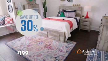 Ashley HomeStore Columbus Day Sale TV Spot, 'Final Week: Save 30 Percent' Song by Midnight Riot - Thumbnail 5