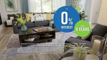 Ashley HomeStore Columbus Day Sale TV Spot, 'Final Week: Save 30 Percent' Song by Midnight Riot - Thumbnail 6