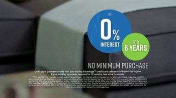 Ashley HomeStore Columbus Day Sale TV Spot, 'Final Week: Save 30 Percent' Song by Midnight Riot - Thumbnail 7