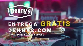 Denny's On Demand TV Spot, 'Entrega gratis' [Spanish] - Thumbnail 7