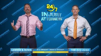 Lerner and Rowe Injury Attorneys TV Spot, 'Now Handling Roundup Cases' - Thumbnail 5