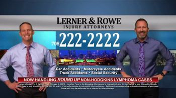 Lerner and Rowe Injury Attorneys TV Spot, 'Now Handling Roundup Cases' - Thumbnail 7