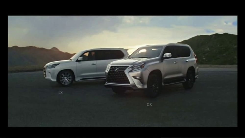 Lexus TV Commercial, 'Challenging Journey' [T1]