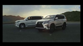 Lexus TV Spot, 'Challenging Journey' [T1] - Thumbnail 7