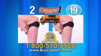 Copper 1 Knee Strap TV Spot, 'Relief From Knee Pain' - Thumbnail 8