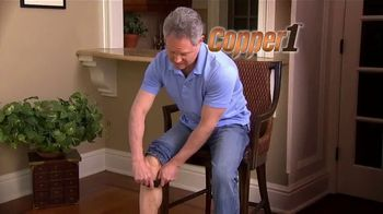 Copper 1 Knee Strap TV Spot, 'Relief From Knee Pain'