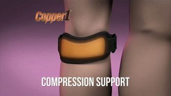 Copper 1 Knee Strap TV Spot, 'Relief From Knee Pain' - Thumbnail 2